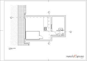 Proyecto1 - Plano - A101 - Planta Local