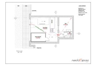 Proyecto1 - Plano - A104 -  Instalaciones 1