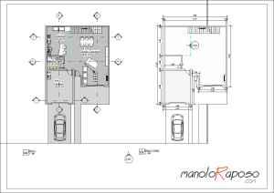 Proyecto1 - Plano - A101 - Planta Baja