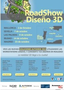 RoadShow Diseño 3D
